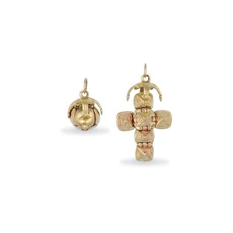 Masonic 9ct Gold Ball [Small]
