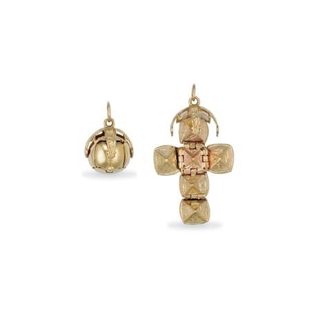 Masonic 9ct Gold Ball [Medium]