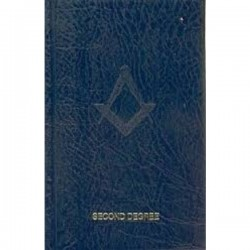 Emulation Second Degree Only Ritual Book