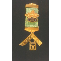 Past Master Breast Jewel - Just for your Lodge