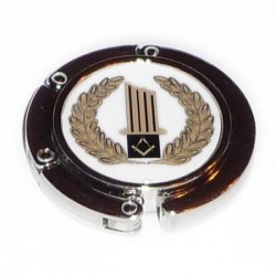 Masonic Broken Column Handbag Hanger