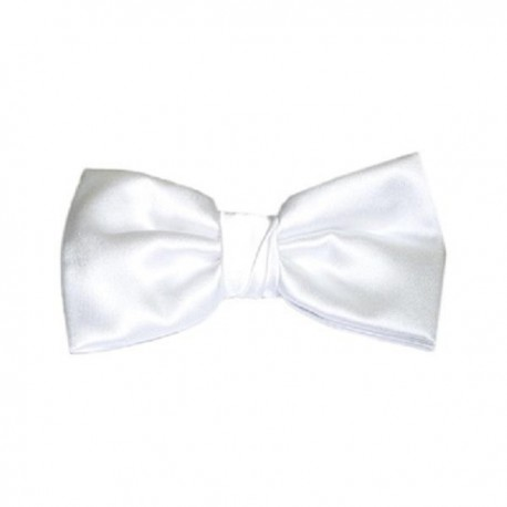 Polyester Bow Tie - Blue - Red -White - Black