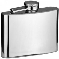4oz Plain Hip Flask