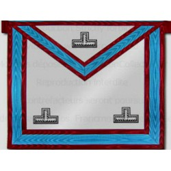 Mark Worshipful master Apron