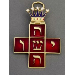 18th Degree MWS Collarette Jewel