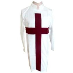 Knight Templar Tunic