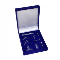Miniature Masonic Freemason Working Tools Gift Set