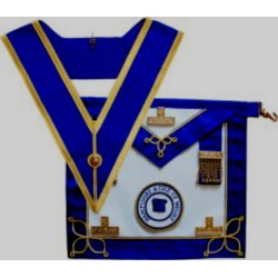 Undress Prov. Apron / Collar Jewel / Badge / Gloves