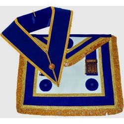 Full dress Prov. Apron / Collar Jewel / Badge / Gloves