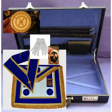 Full dress Prov. Apron / Case / Collar Jewel / Badge / Gloves