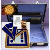 Full dress Prov. Apron / Case / Collar Jewel / Badge / Gloves