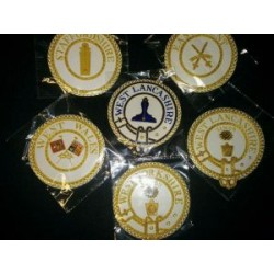 Craft  / Mark / Chapter  Apron Badge
