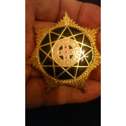 Royal Order Scotland Star Jewel