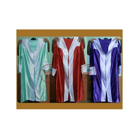 SET [ 3 ] CHAPTER ROBES
